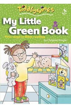 My Little Green Book: First Steps in Bible Reading 9781859996966