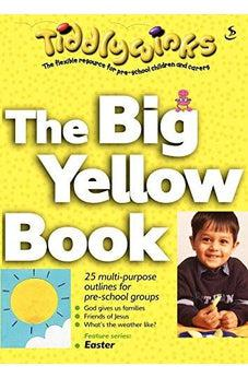 Tiddlywinks: The Big Yellow Book 9781859996928