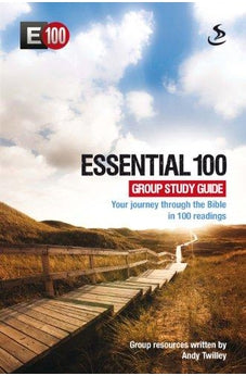 Essential 100: Group Study Guide (Pack of 5) 9781844275861