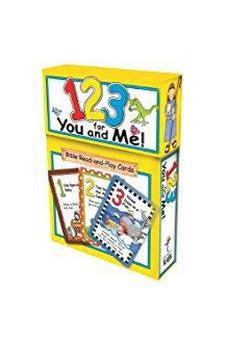 Read And Play Cards-123 For You And Me!  6006937084346