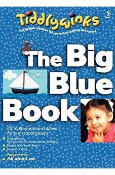 Tiddlywinks: The Big Blue Book 9781859996577