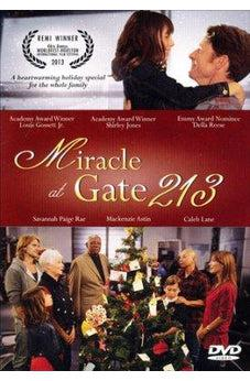 Miracle at Gate 213 DVD 793573936066