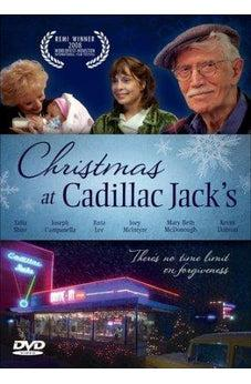 Christmas at Cadillac Jacks DVD 793573936073