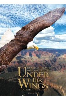 Image of Under His Wings hardcover journal 9555483820580