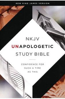 Image of NKJV, Unapologetic Study Bible, Hardcover, Red Letter Edition: Confidence for Such a Time As This 9780310080367