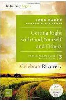 Getting Right with God, Yourself, and Others, Volume 3: A Recovery Program Based on Eight Principles from the Beatitudes (Celebrate Recovery) 9780310082378