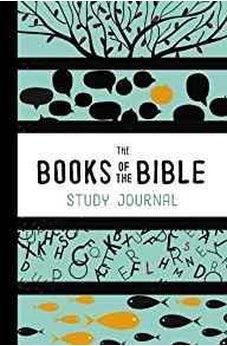 The Books of the Bible Study Journal 9780310086055