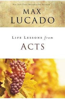Life Lessons from Acts 9780310086383