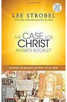 The Case for Christ Answer Booklet (Answer Book Series) 9780310089827