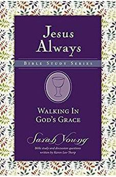 Walking in God's Grace (Jesus Always Bible Studies) 9780310091370