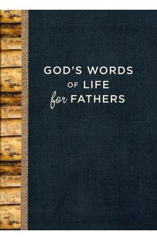God's Words of Life for Fathers 9780310091998