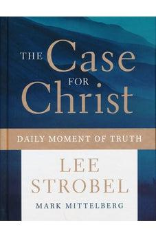 Image of The Case for Christ Daily Moment of Truth 9780310092025
