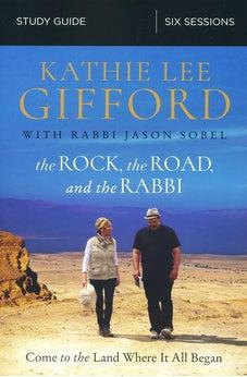 Image of The Rock, the Road, and the Rabbi Study Guide: Come to the Land Where It All Began 9780310095019