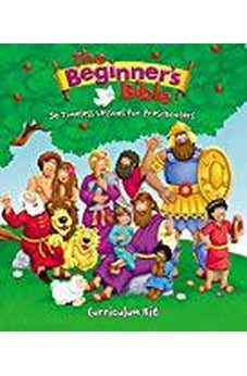 The Beginner's Bible Curriculum Kit: 30 Timeless Lessons for Preschoolers 9780310098553