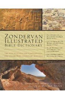 Zondervan Illustrated Bible Dictionary (Premier Reference Series) 9780310229834