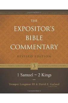 1 Samuel-2 Kings (Expositor's Bible Commentary, The) 9780310234951