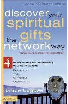 Discover Your Spiritual Gifts the Network Way 9780310257462