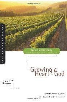 1 and 2 Samuel: Growing a Heart for God (New Community Bible Study Series) 9780310280491