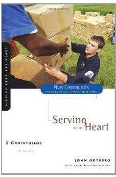 2 Corinthians: Serving from the Heart (New Community Bible Study Series)  9780310280545