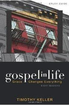 Gospel in Life Study Guide: Grace Changes Everything 9780310328919