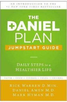 The Daniel Plan Jumpstart Guide: Daily Steps to a Healthier Life 9780310341659