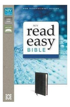 Image of NIV ReadEasy Bible 9780310423065