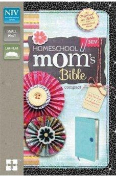 NIV Homeschool Mom's Bible Compact: Daily Personal Encouragement 9780310429425