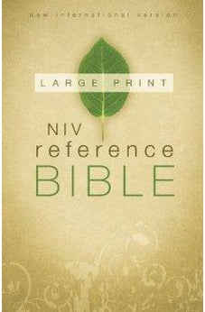 NIV Reference Bible, Large Print 9780310431732