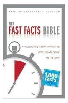 NIV Fast Facts Bible: Fascinating Trivia from the Most Read Book in History 9780310432166