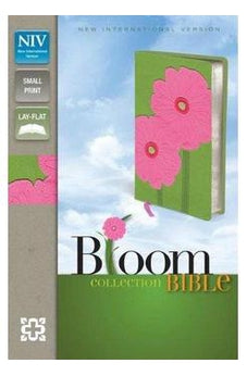 NIV Thinline Bloom Collection Bible, Compact 9780310435372