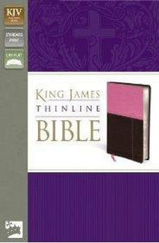 King James Version Thinline Bible 9780310439110