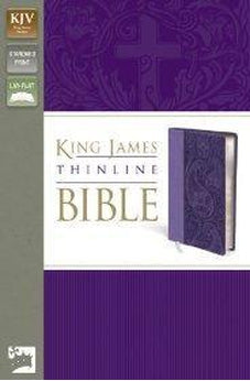 Image of King James Version Thinline Bible 9780310439127