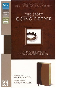 The Story: Going Deeper, NIV: Find Your Place in God's Redemptive Plan 9780310440154