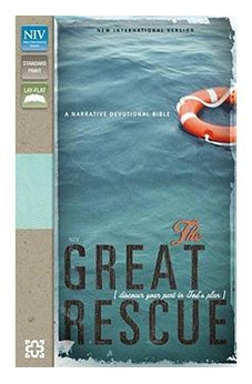 The Great Rescue (NIV): Discover Your Part in God's Plan: Revised Edition 9780310440246