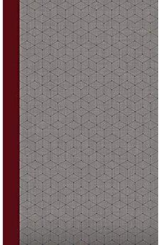 NIV, Journal the Word Bible, Cloth over Board, Red/Gray 9780310447023