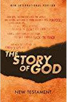 NIV, The Story of God, New Testament, Paperback 9780310452621