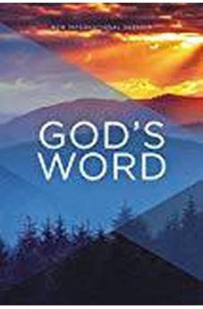 NIV, God's Word Outreach Bible, Paperback 9780310454236