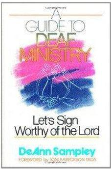 Guide to Deaf Ministry, A 9780310521914