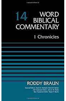 1 Chronicles, Volume 14 (Word Biblical Commentary) 9780310522188