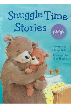 Snuggle Time Stories (3-Book Box Set) 9780310631484