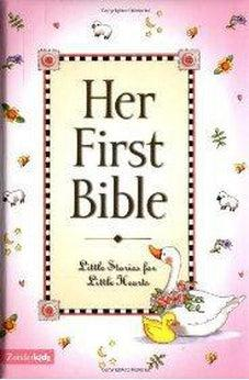 Her First Bible 9780310701293