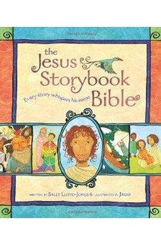 The Jesus Storybook Bible: Every Story Whispers His Name 9780310708254