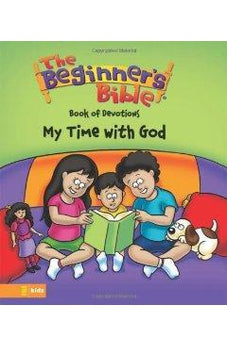 The Beginner's Bible Book of Devotions---My Time with God 9780310714811