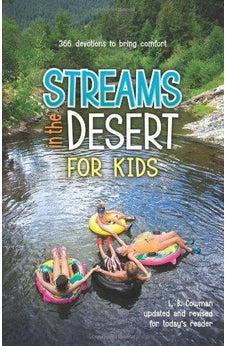 Streams in the Desert for Kids: 366 Devotions to Bring Comfort 9780310716006