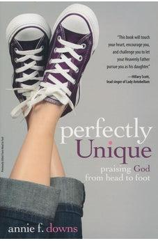 Image of Perfectly Unique: Praising God from Head to Foot 9780310724346