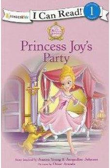 Princess Joy's Party 9780310726791