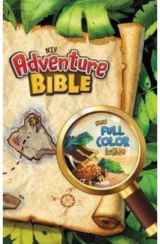 NIV Adventure Bible 9780310727484