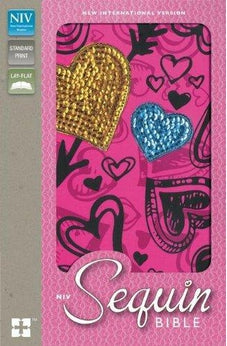 Image of Sequin Bible, NIV 9780310731139