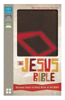 The Jesus Bible, NIV: Discover Jesus in Every Book of the Bible 9780310742968