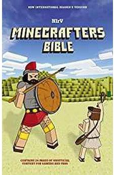 NIrV Minecrafters Bible, Hardcover
